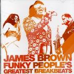 James Brown's Funky Peoples Greatest Breakbeats