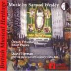 Music by Samuel Wesley