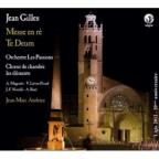 Jean Gilles: Messe en Re; Te Deum