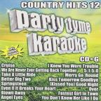 Party Tyme Karaoke: Country Hits, Vol. 12