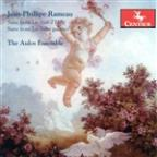 Jean-Phillipe Rameau: Suites from Les Fetes D'Hebe & Les Indes Galantes