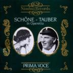 Prima Voce: Schone and Tauber in Operetta