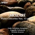Mozart, W.A.: Piano Concertos Nos. 13 And 23