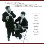 Thomas Meany Flute & Michael Simmons Classical Gui