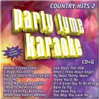 Party Tyme Karaoke: Country Hits, Vol. 2