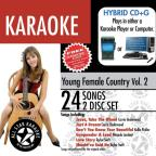 Karaoke: Young Female Country