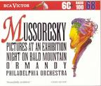 Mussorgsky: Pictures at an Exhibition No1-10; Borodin: Prince Igor
