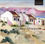 Allan Stephenson: Burlesque; Double Bass Concerto; Cello Concerto