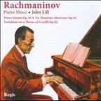 Rachmaninov: Piano Music