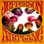 Live at the Filmore Auditorium 11/25/66