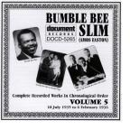 Complete Recorded Works, Vol. 5: (1935 - 1936)