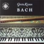 Bach: English Suite No. 3 / Chromatic Fantasy & Fugue / Partita In B Minor / Aria Variata In The Italian Manner