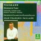 Telemann: Musique de Table Excerpts / Pailliard