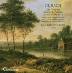 Bach: The Complete Sonatas & Partitas for Solo Violin Vol. 1