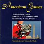 American Games: 20th Century Classics for Winds