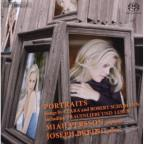 Portraits: Songs by Clara & Robert Schumann