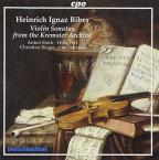 Biber: Violin Sonatas from the Kremsier Archive