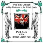 Punk Rock at the British Legion Hall