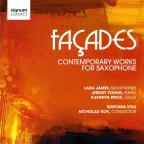 Facades: Contemporary Works for Saxophone