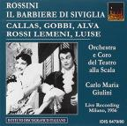 Rossini, G.: The Barber Of Seville [opera] (1956)