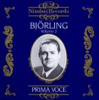 Prima Voce: Bjorling, Vol. 2