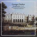 Georges Onslow: Symphonies 1 &amp; 3