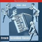 Best Of French Accordion Classics / Recordings 1930 - 1941