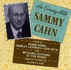 An Evening With Sammy Cahn