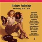 German Song / Schlager Anthology / Recordings 1938 - 1940, Vol. 1