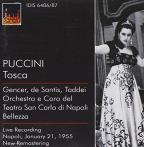 Puccini, G.: Tosca [opera] (1955)