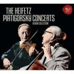 Heifetz Piatigorsky Concerts