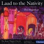 Respighi: Laud to the Nativity; Monteverdi: Magnificat
