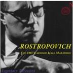 Rostropovich: The 1967 Carnegie Hall Marathon
