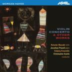 Morgan Hayes: Violin Concerto & Other Works