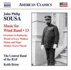 John Philip Sousa: Music for Wind Band, Vol. 13