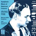 Blue Towers: Symphoniic Music fo American Composer Irving Fine