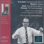 Schubert:Symphony No. 3 In D Major D.