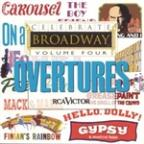 Celebrate Broadway Vol. 4: Overtures