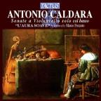 Caldara: Sonatas for cello