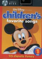 Disney Children's Favorites, Vol. 1