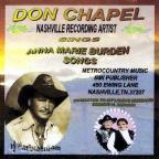 Don Chapel Sings Anna Marie Burden Songs