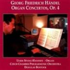 Handel: 6 Concertos For Organ And Orchestra, Op. 4