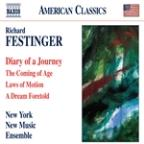 Richard Festinger: Diary of a Journey