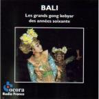 Bali. Great Gong Kebyar Of The