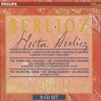 Berlioz: Sacred Music, Symphonic Dramas / Davis, London SO