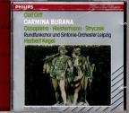 Eterna Collection - Orff: Carmina Burana / Kegel, Casapietra, Hiestermann