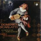Scarlatti: Sonatas For Guitar