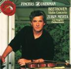 Pinchas Zukerman - Beethoven: Violin Concerto / Zubin Mehta