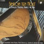 Simeon ten Holt: Complete Multiple Piano Works