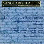 Beethoven: Masterpieces for Solo Piano
